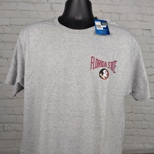 Men's Champion NCAA T Shirt Florida State Size L